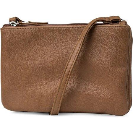 Mundi Phone Charging Wristlet Crossbody Handbag