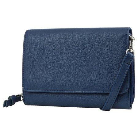 Mundi Better Than Leather Katie Crossbody Handbag