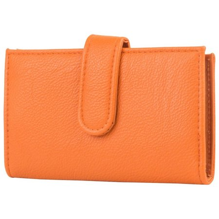 New! Mundi RFID Debbie Double Wallet