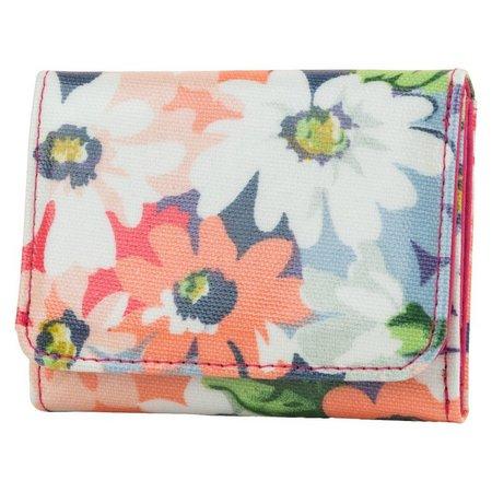 Mundi Hampton Floral RFID Anna Trifold Wallet