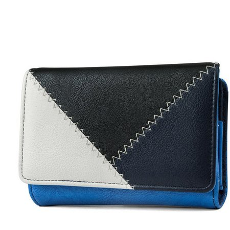 Nautica Sail Patch Flap Indexer Wallet