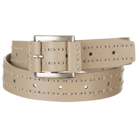Bay Studio Womens Double Stitch Belt