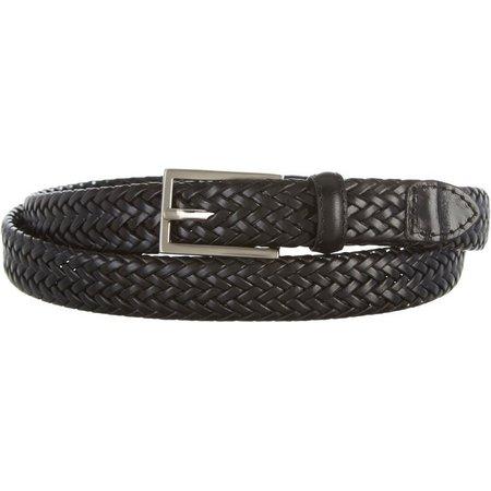 Bay Studio Womens Tubular Braid Belt