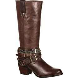 Durango Womens Tall Accessorize Cowboy Boots