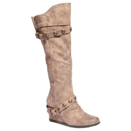 2 Lips Too Womens Too Natasha Tall Boots