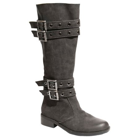 2 Lips Too Womens Too Jodie Tall Boots
