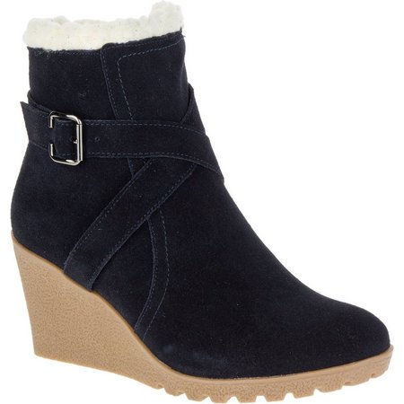 Hush Puppies Womens Amber Miles IIV Ankle Boots