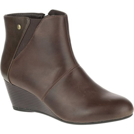 Hush Puppies Womens Poised Rhea Ankle Boots