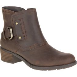 New! Hush Puppies Womens Proud Overton Ankle Boots