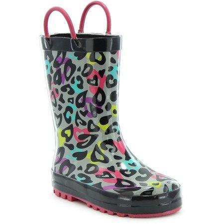 Western Chief Toddler Girls Groovy Rain Boots