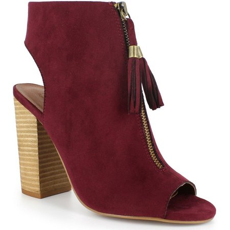 Dolce by Mojo Moxy Womens Magnolia Booties