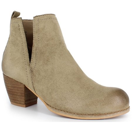 Dolce by Mojo Moxy Womens Nora Split Ankle