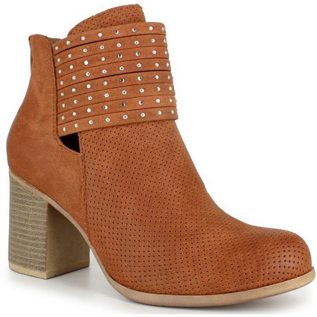 Dolce by Mojo Moxy Womens Natalie Bootie