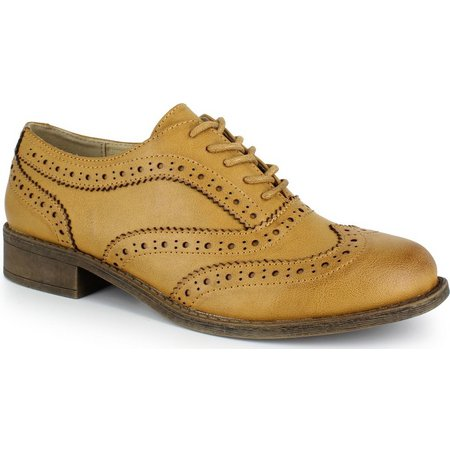 Dolce by Mojo Moxy Womens Riley Oxford Shoes