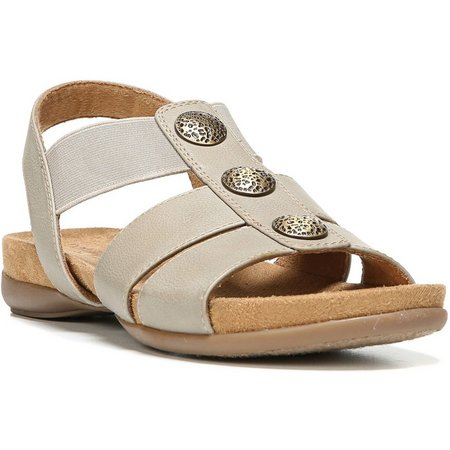 Natural Soul By Naturalizer Womens Amelia Sandals
