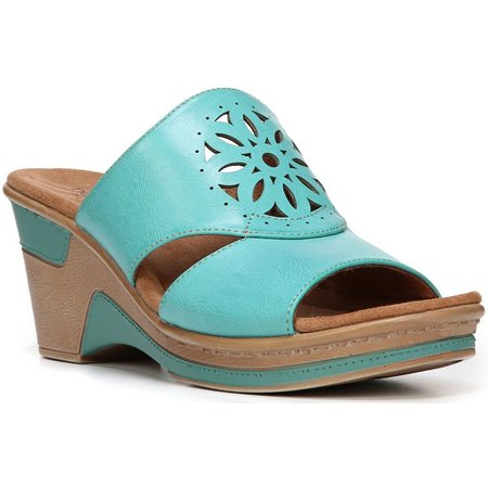 Natural Soul By Naturalizer Womans Rhonda Wedges