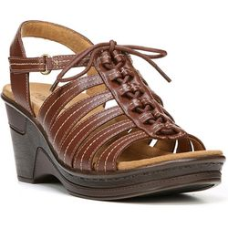 Natural Soul By Naturalizer Womens Ronnie Wedges