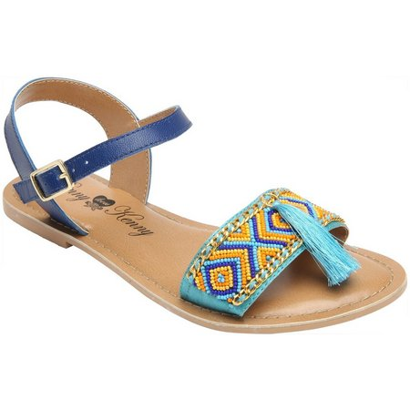 Penny Loves Kenny Womens Syclone Sandals