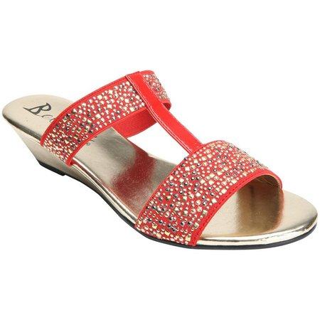 Bellini Womens Flavor Wedge Sandals