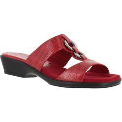 Easy Street Womens Fiery Slide Sandal