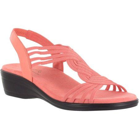 Easy Street Womens Natara Sandals