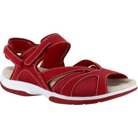 Easy Street Womens Santana Comfort Sandal