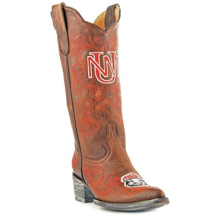 Gameday New Mexico Lobos Womens Cowboy Boots