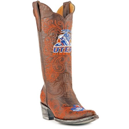 Gameday Texas Miners Womens Cowboy Boots