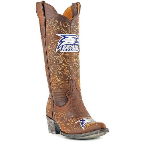 Gameday Georgia Southern Womens Cowboy Boots Bealls Florida
