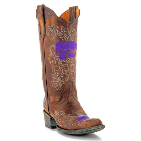 Gameday Kansas State Wildcats Womens Cowboy Boots