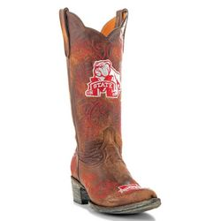 Gameday Mississippi State Womens Cowboy Boots