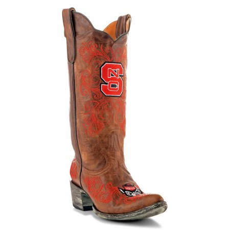 Gameday North Carolina State Womens Cowboy Boots