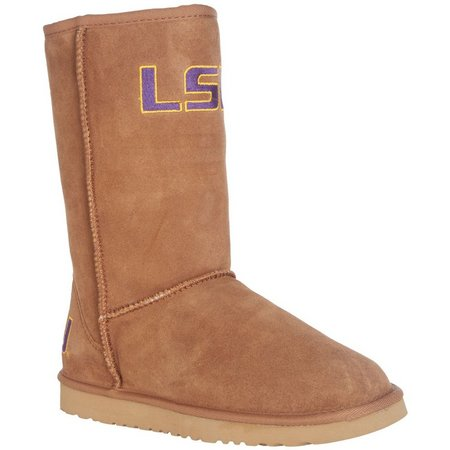 Gameday Boots Roadie LSU Tigers Womens Boots