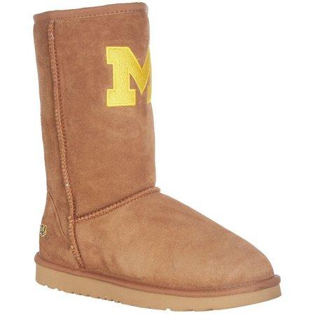 Gameday Boots Roadie Michigan Womens Boot