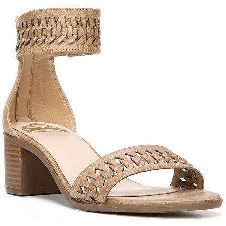 Fergalicious Womens Phoenix Heeled Sandals
