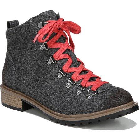 Fergalicious Womens Mountain Lace Up Boots