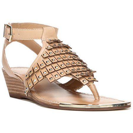 Fergie Womens Balance Leather Sandals