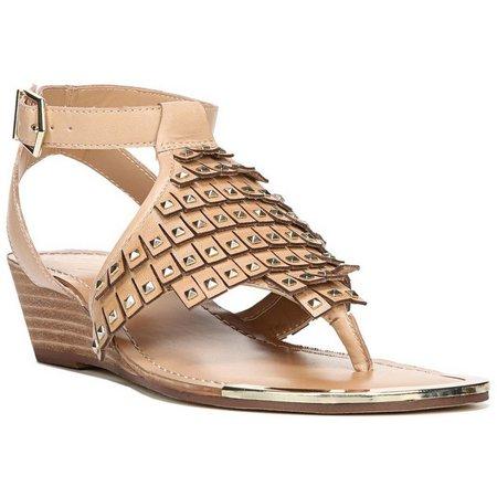 Fergie Womens Balance Leather Sandals