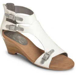 A2 by Aerosoles Womens Mayflower Wedge Sandal