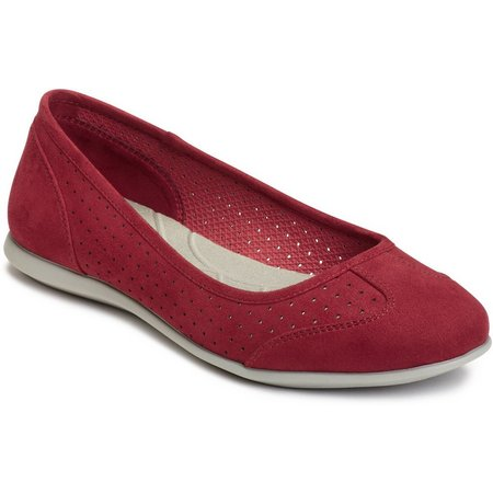New! A2 by Aerosoles Womens Papaya Faux Suede