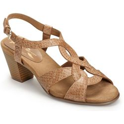 New! A2 by Aerosoles Womens Base Level Sandals