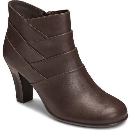 A2 by Aerosoles Womens Best Role Ankle Boots
