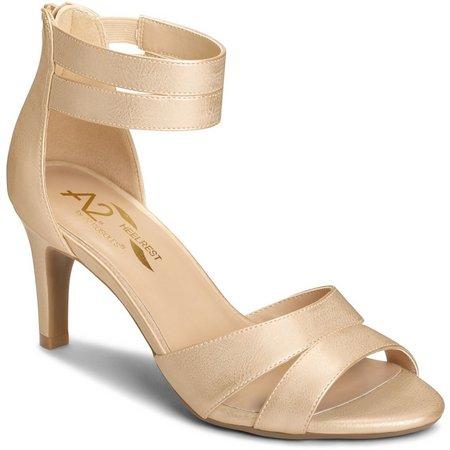 A2 by Aerosoles Womens Proclamation Dress Sandals