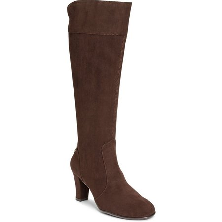 A2 by Aerosoles Womens Log Role Tall Boots