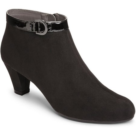 A2 by Aerosoles Womens Shore Enough Ankle Booties