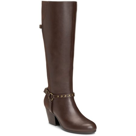 A2 by Aerosoles Womens Sensitivity Tall Boots