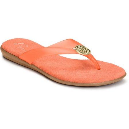A2 by Aerosoles Womens Too Chlose Flip Flops