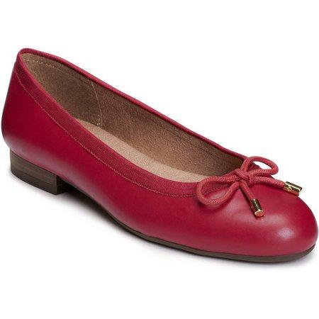 A2 by Aerosoles Womens Good Cheer Ballet Flats