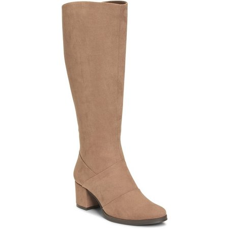 A2 by Aerosoles Womens Green Room Tall Boots