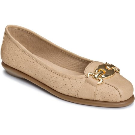 New! A2 by Aerosoles Womens In Between Flats